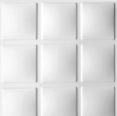 paneles decorativos cubes