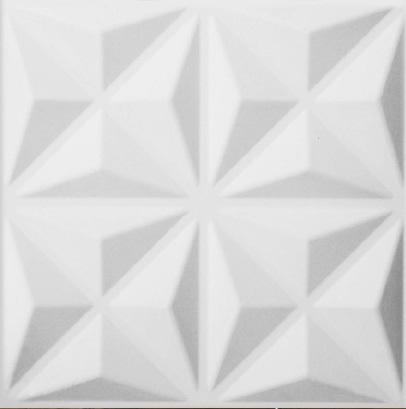 paneles decorativos 3d cullians en detalle