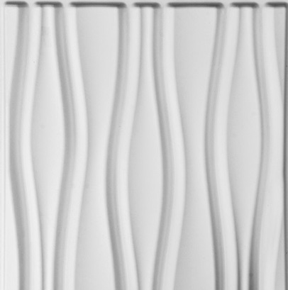 paneles decorativos 3d flows