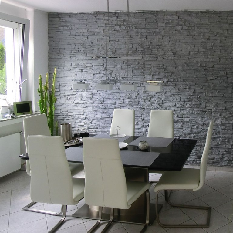 Paneles imitacion piedra para interiores precios good for Paneles para paredes interiores