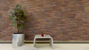 panel madera natural brown colour
