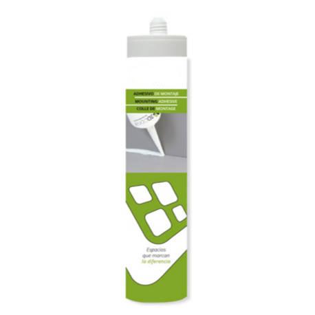adhesivo sellador montaje paneles decorativos