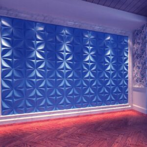 Paneles decorativos 3d aryl