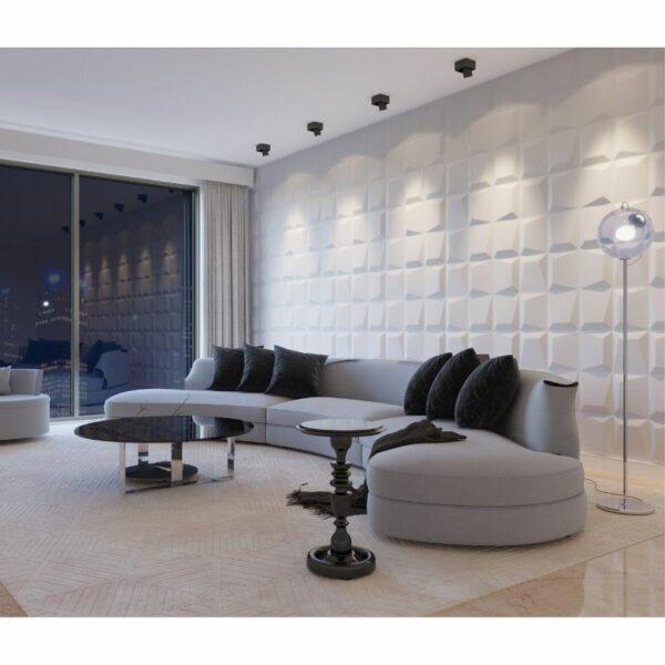 Paneles decorativos 3d mosaics