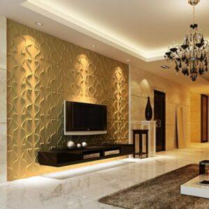 Paneles decorativos 3d malm