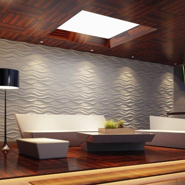 paneles decorativos 3d Lake