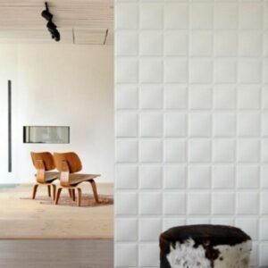 paneles decorativos 3d cubes