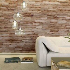 """panel madera natural 3D """"natural wood"""""""